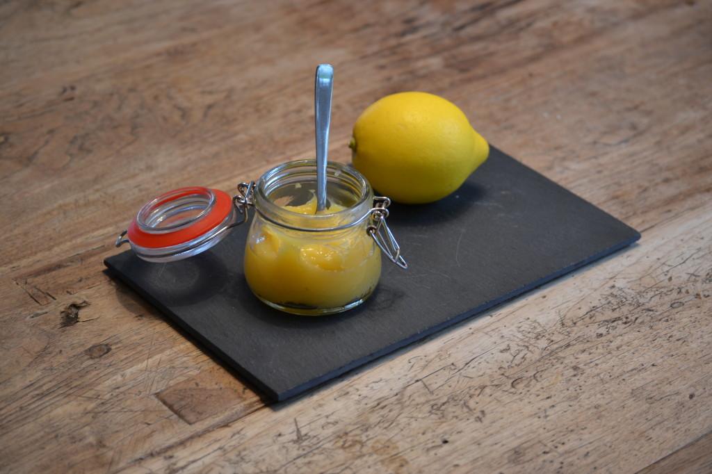 Lemon curd foto 3