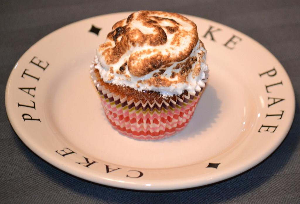 Citroen meringue cupcakes foto