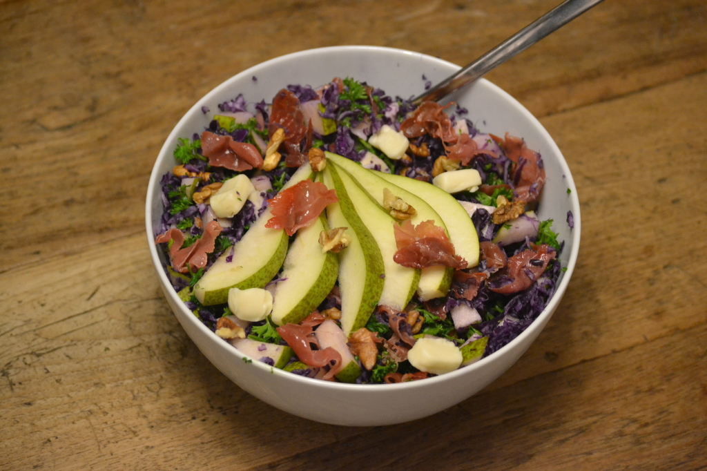 Rode kool herfst salade (15)