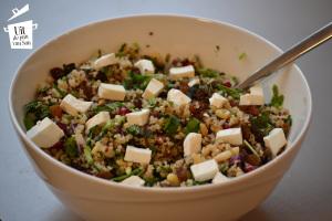 Quinoa salade logo
