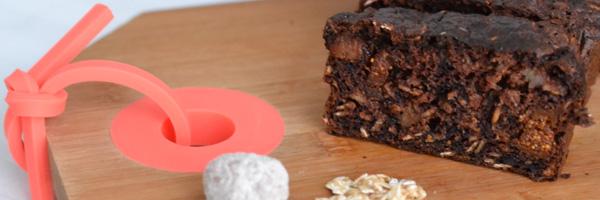 Amandel Chocolade Cake Met Vijgen Uit De Pan Van San
