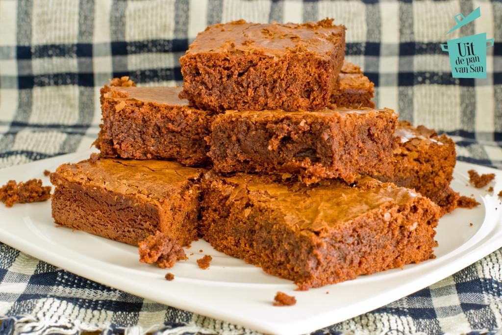 Brownies-met logo