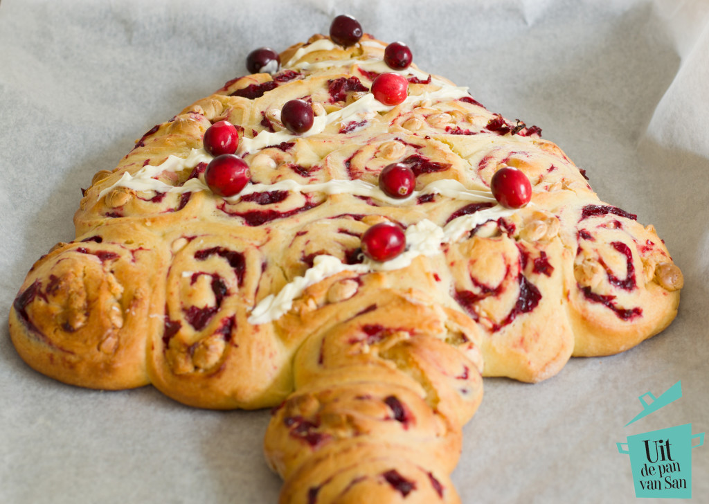 Cranberry witte chocolade broodjes-met logo
