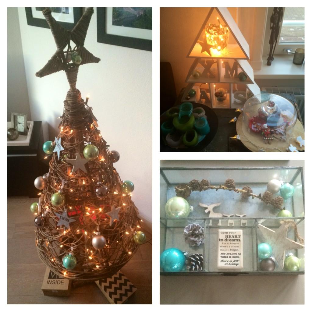 Kerstdecoratie 2015