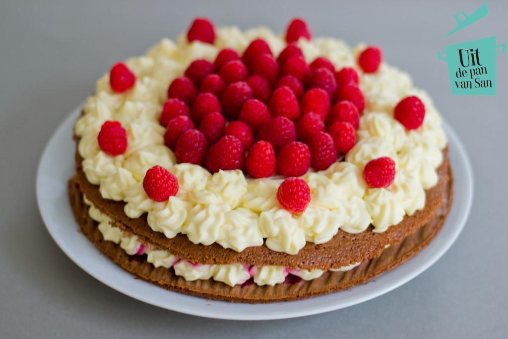 witte chocolade framboos naked cake2-met logo